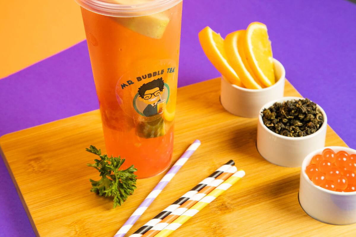 How To Make Fruit Tea - Bubble Tea Warehouse Recipes