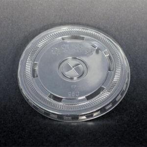 PP C95 Flat Lid - Bubble Tea Wholesale Supplier