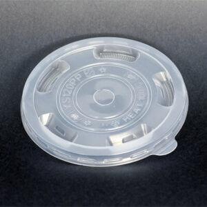 PP Y960 Fat Cup Lid - Bubble Tea Lids Supplier