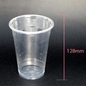 PP Y500 Bubble Tea Clear Cup