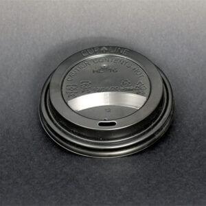 D90 Black Lid - Bubble Tea Cups