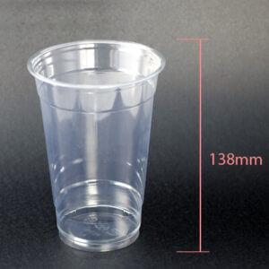 PET 20 Clear Cup - Bubble Tea Cups & Straws Supplier