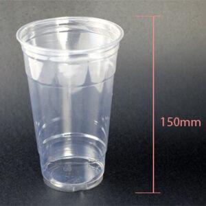 PET 24 Clear Cup - Bubble Tea Cups & Straws Supplier