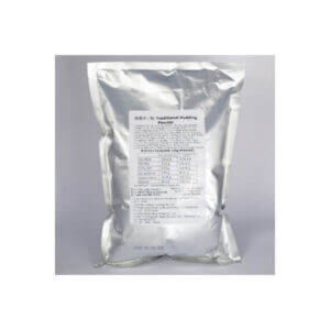 Traditional Egg Pudding Powder - Bubble Tea Powder Bag