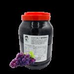 3.85 kg bottle of Grape Jelly Toppings for Bubble Tea