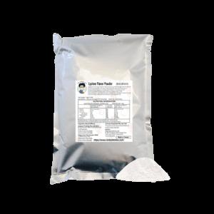 Lychee Flavor Powder - Bubble Tea Warehouse Supplies