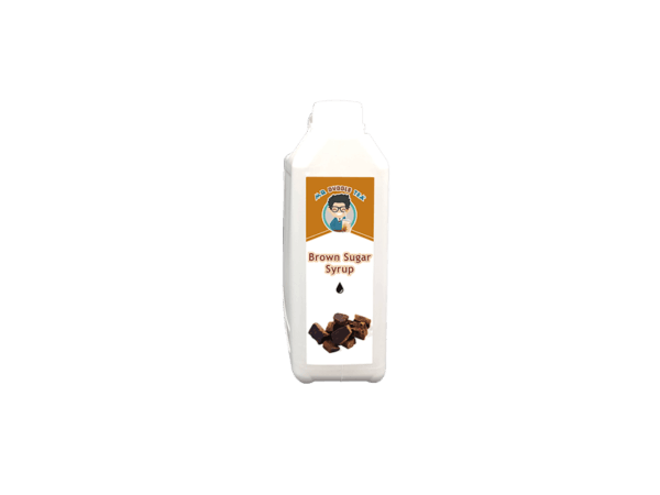 Brown Sugar Syrup Bottle - Bubble Tea Syrup Supplies