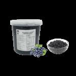 3.2 kg Bottle of Blueberry Flavor Popping Ball - Bubble Tea Supplier