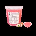 3.2 kg Peach Flavor Popping Balls - Bubble Tea Toppings Popping Balls