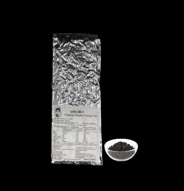 600g Bag of Charcoal Roasted Oolong Tea - Bubble Tea Leaves