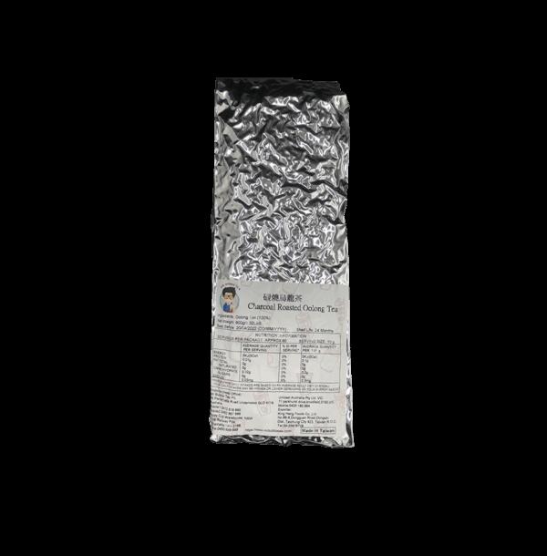 600g Bag of Charcoal Roasted Oolong Tea - Bubble Tea Wholesale Supplier