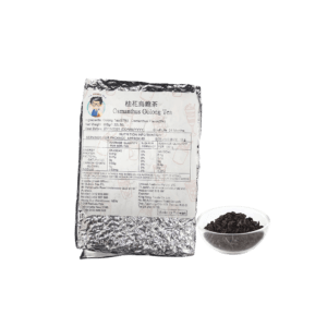 Osmanthus Oolong Tea - Bubble Tea Supplier Tea Leaves