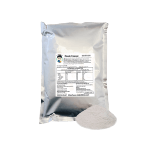 1kg Bag of Non-Dairy Classic Creamer Powder - Bubble Tea Ingredient