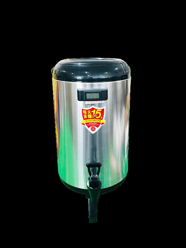 12 Liters Black Tea Barrel Bubble Tea Equipment