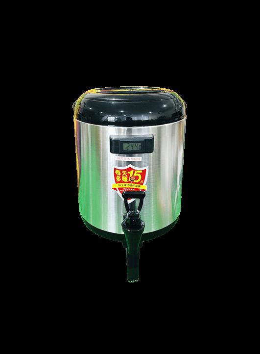Black Tea Barrel 8 Liters - Bubble Tea Equipment