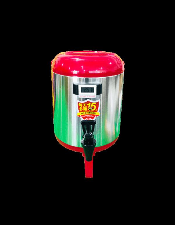 8 Liters Red Tea Barrel - Bubble Tea Equipments