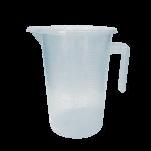 5 Liter Plastic Measuring Cup Bubble Tea Accessories