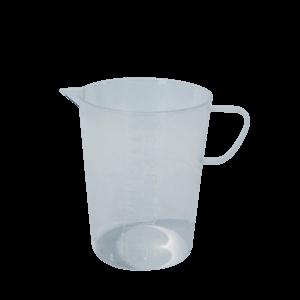 100ml Plastic Measuring Cup Bubble Tea Accessories