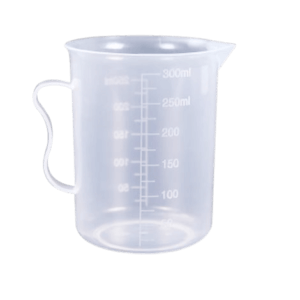 250ml Plastic Measuring Jug Bubble Tea Accessories