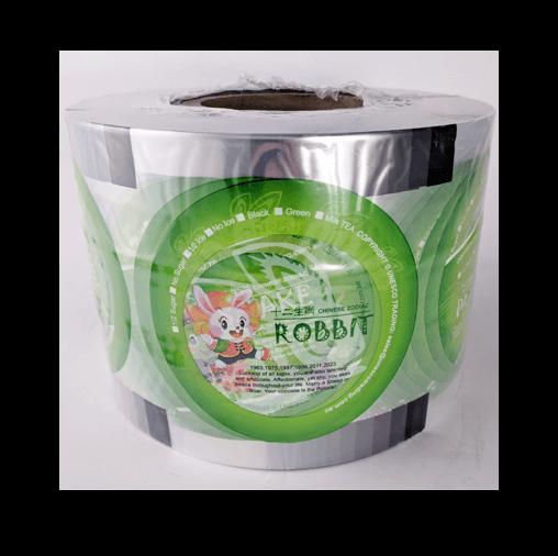 Bubble Tea Warehouse Equipment Zodiac Sealing Film
